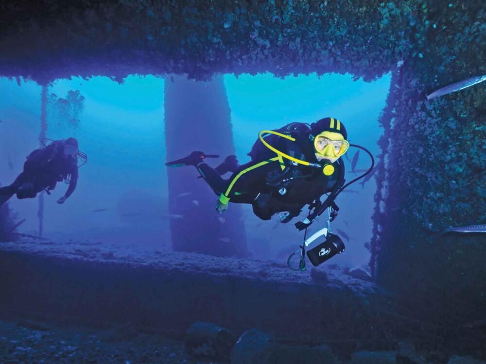 Aufmacher @ Luc Fuster, Taucher Und Unterwasser Fotograf
