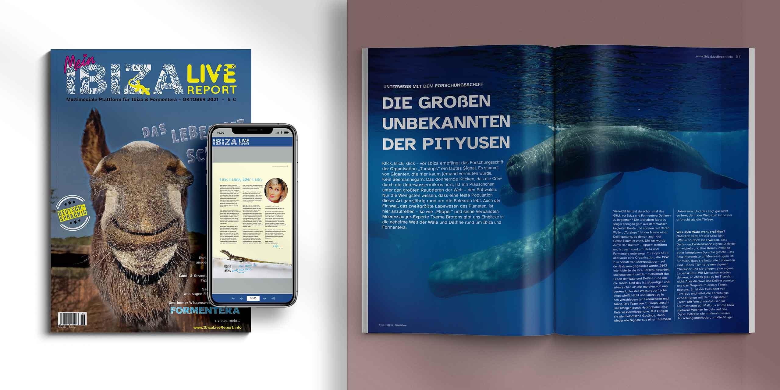 Unser aktuelles Magazin<br /> - jetzt gleich bestellen