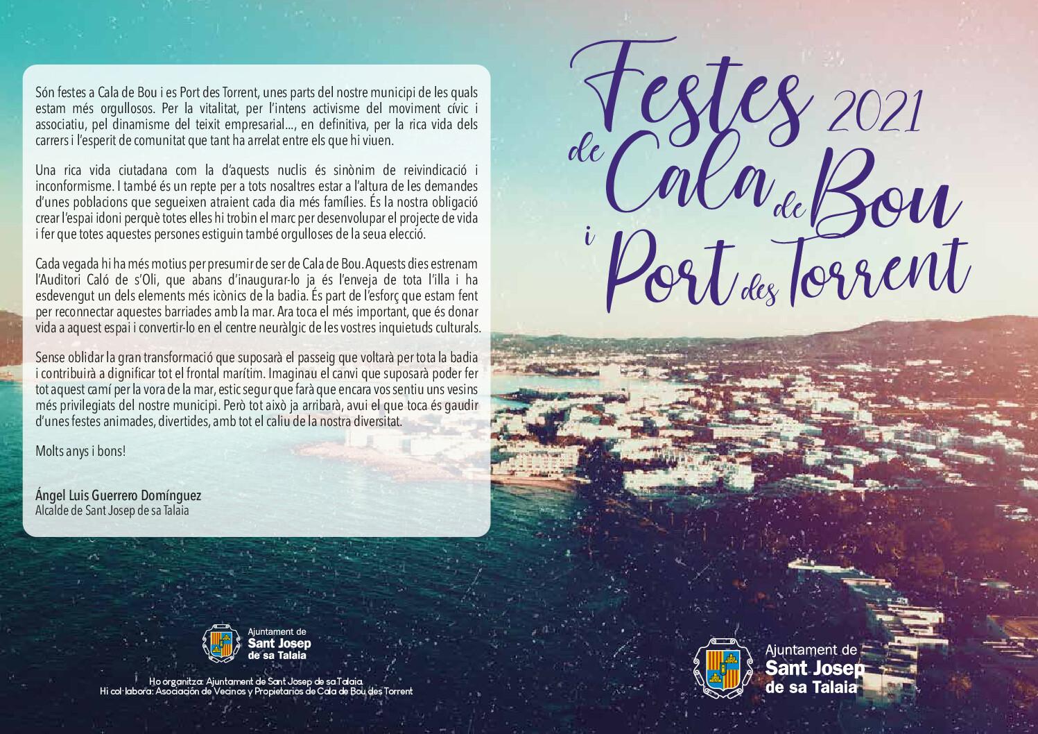 Fiestas von Cala de Bou